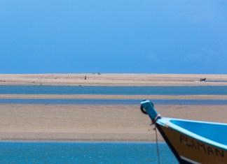 Lagune von Moulay-Bousselham