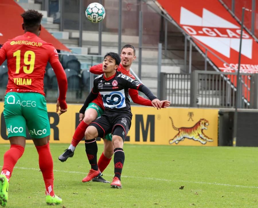 Luqman Hakim KV Kortrijk