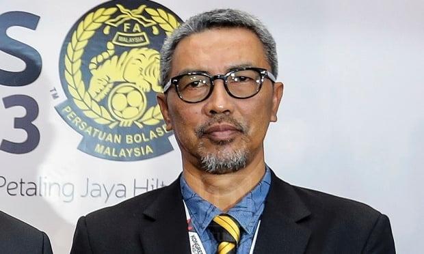 Datuk Wira Mohd Yusoff Mahadi Lagi Pemain Naturalisasi Bakal Sarung Jersi Harimau Malaya
