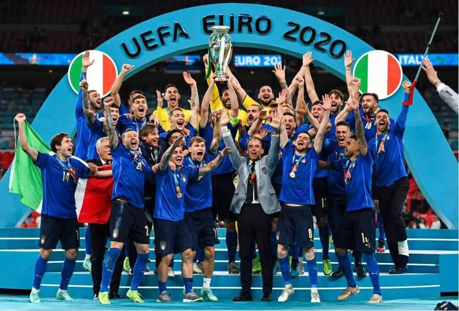 Itali Juara Bagaimana Roberto Mancini Bentuk Itali Julang Kejuaraan Euro 2020