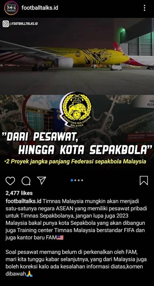 Pesawat MAS MALAYSIA 2 Media Indonesia Puji Malaysia Airlines Sediakan Pesawat Khusus Untuk Harimau Malaya