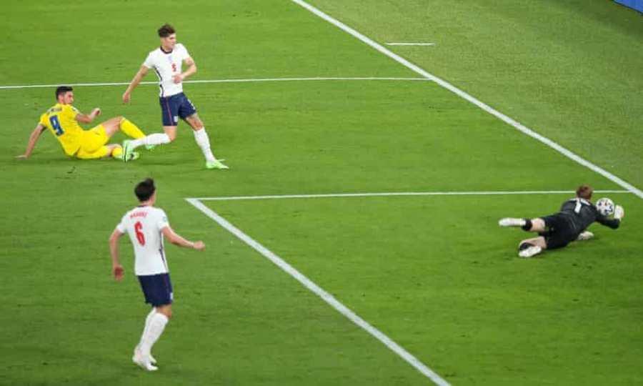 Pickford Save Euro 2020: England Belasah Ukraine
