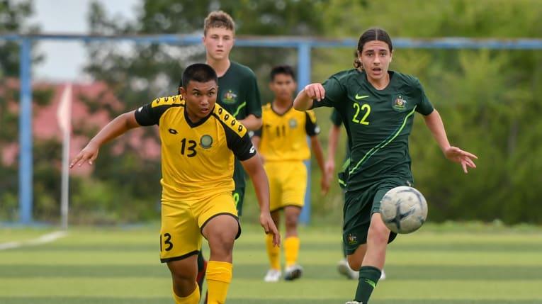 australia vs brunei Malaysia & Thailand Ke Separuh Akhir
