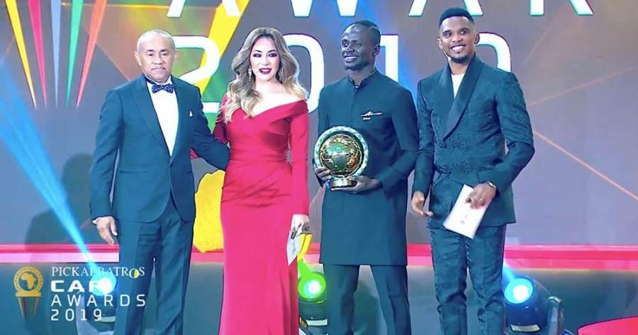 award Sadio Mane Pemain Terbaik Afrika 2019