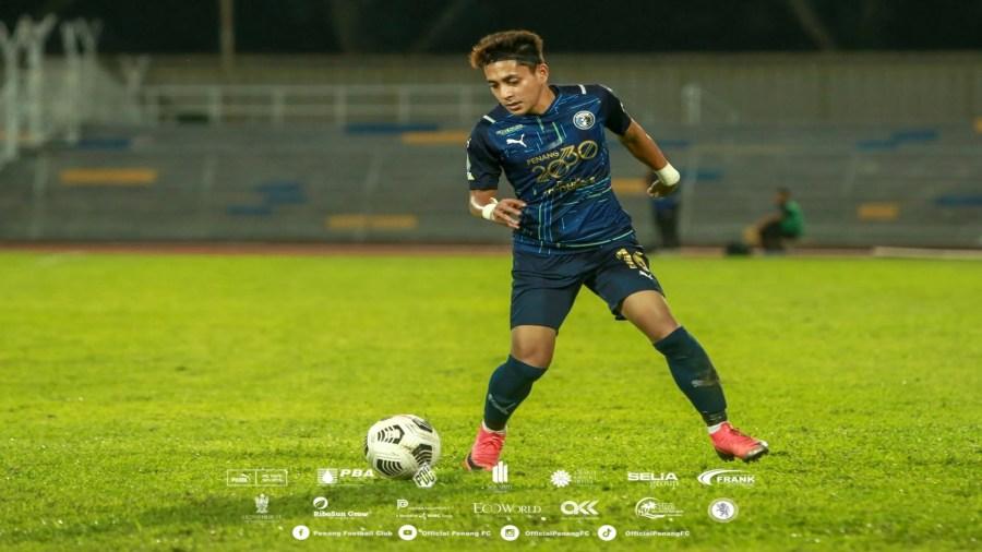 danial ashraf1 5 Pemain 'Bekas Produk Kelantan' Yang Kini Mencuri Tumpuan Dalam Saingan Liga Super 2021