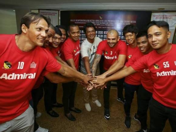 import Negeri Sembilan Serius Mahu Ke Liga Super 2021, Kekalkan 4 Pemain Import