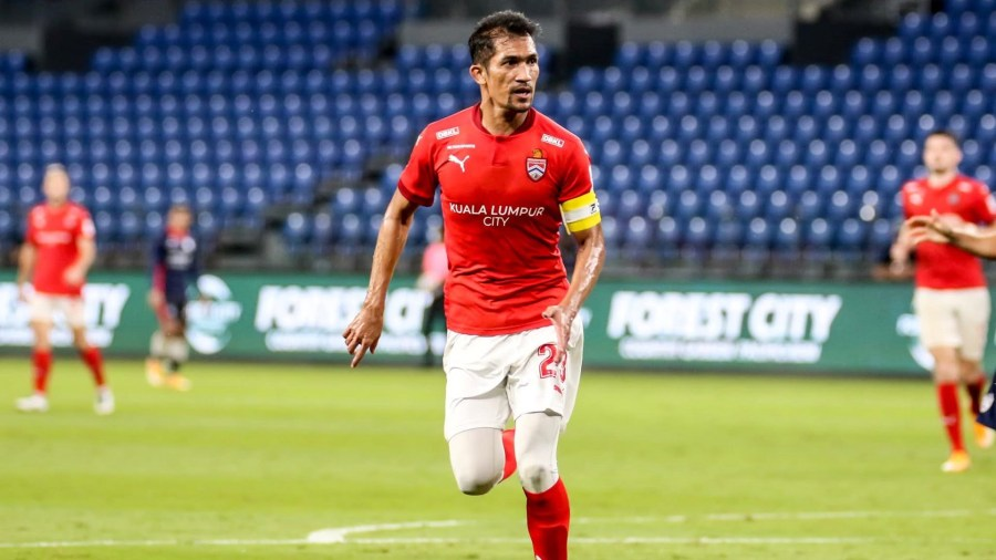 indra 5 Pemain Tempatan Tertua Yang Masih Beraksi Dalam Liga Super 2021