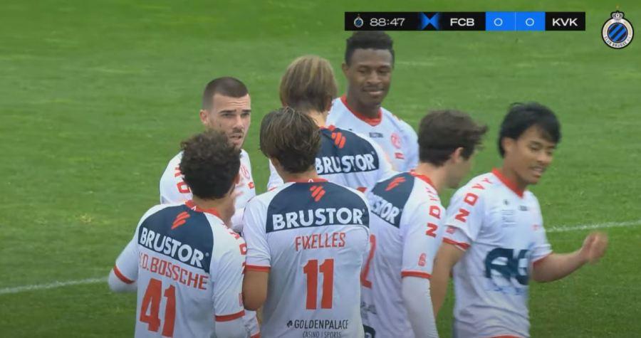 luqman club brugge 5 Analisa 5 Minit Luqman Hakim vs Club Brugge