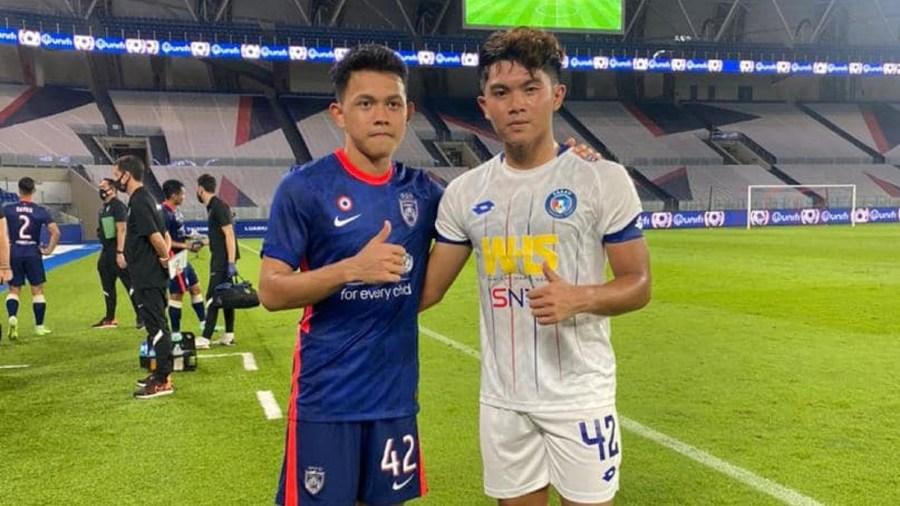 naem jaineh 7 Pemain Tempatan Termuda Yang Beraksi Dalam Liga Super 2021