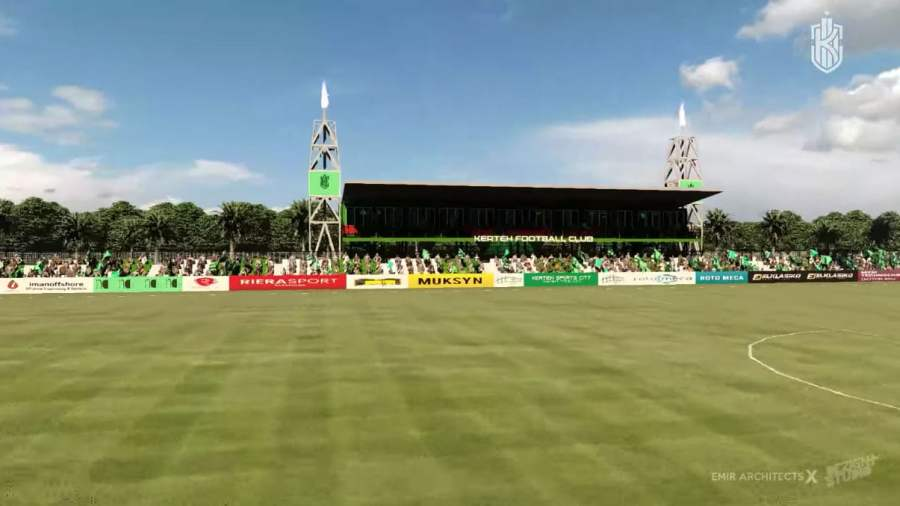 stadium kerteh fc 4 Konsep Rekabentuk Stadium Kerteh FC Diperkenalkan