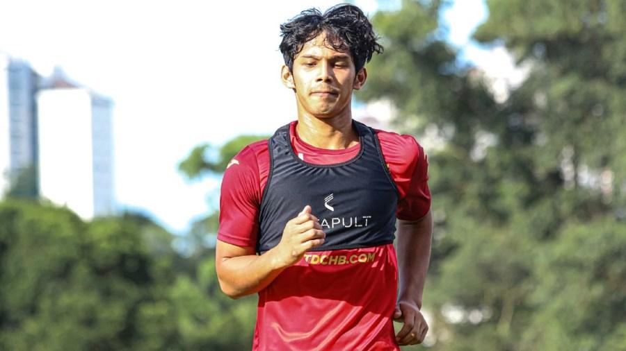 zikri 7 Pemain Tempatan Termuda Yang Beraksi Dalam Liga Super 2021
