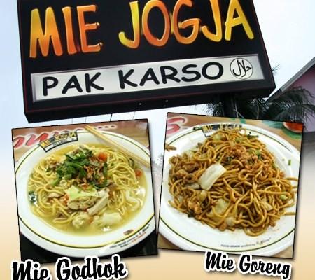 Mie Jogja Pak Karso (Closed) 1