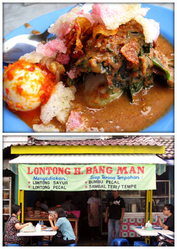 Lontong H.Bang Man