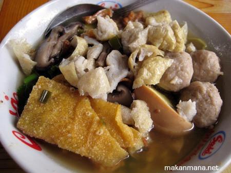 Mie Ayam Jamur MJ 1