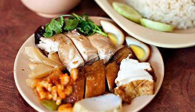 nasi ayam selat panjang no 10