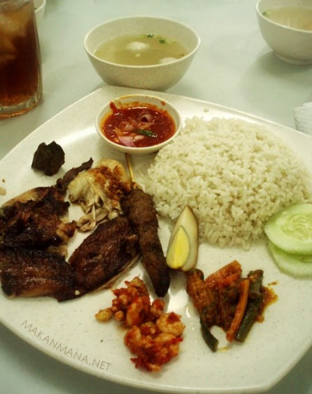Nasi ayam Asen 2