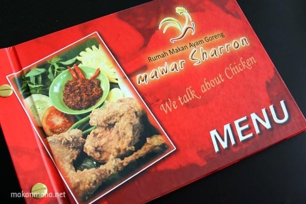 RM Ayam Goreng Mawar Sharon (Closed) 1