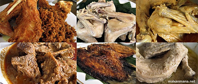Rumah Makan Padang Garuda