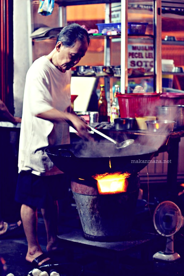 Kwetiaw Cong Mei, jalan Perdana 2