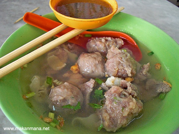 Bakso WR (Aan), where the legend begin 3