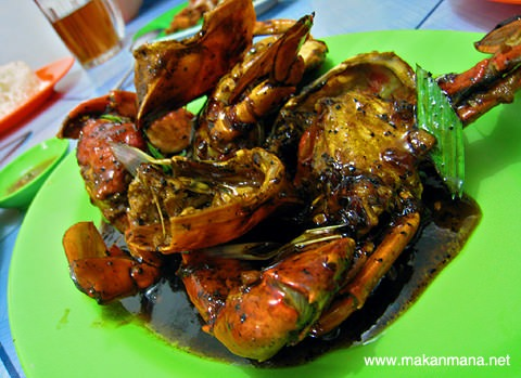 Amei Seafood, Asia Mega Mas 1