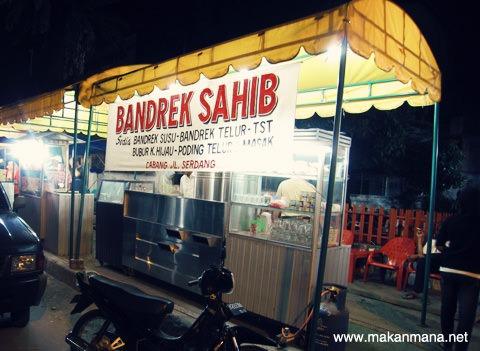 Bandrek Sahib, Jalan S.M.Raja 4