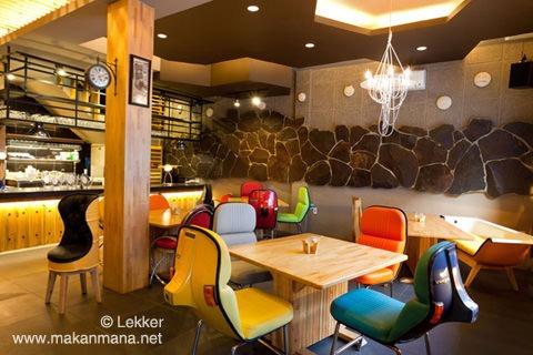 Lekker Urban Food Restaurant 2