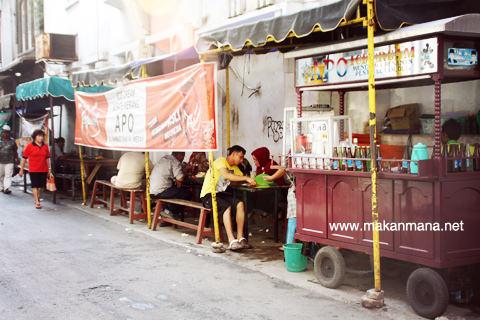 Sate Padang / Kacang H. Amiruddin 3