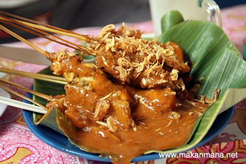 Sate Padang / Kacang H. Amiruddin 4