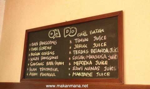 OnDo Batak Grill 14
