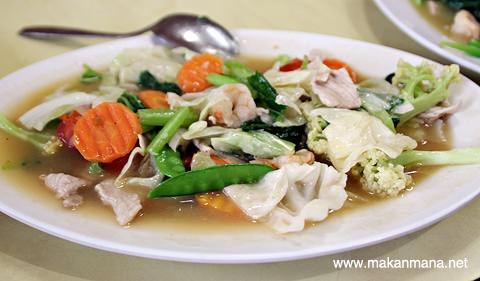 Restoran Asia, Brastagi 5