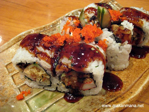 Sushi Tei Teuku Daud 9