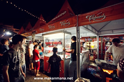 Liputan Sosro Ho Ciak Food Festival 3