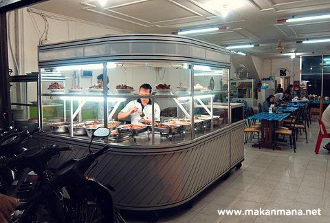 Rumah makan Pondok Gurih 5