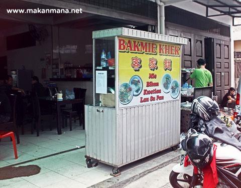 Bakmie Khek Amin, Pasar Petisah 2