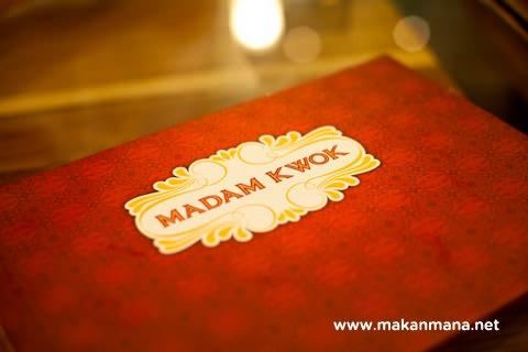 Madam Kwok (Closed) 2