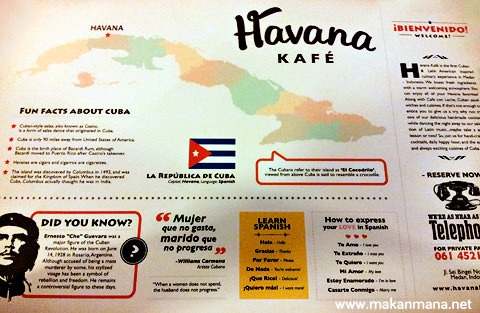 Havana Kafe - Cuban cuisine (Closed) 8