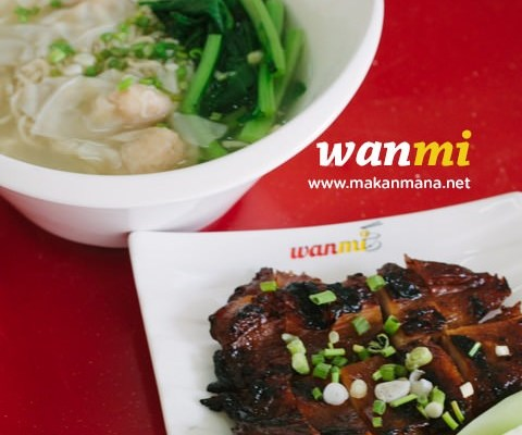 Wan Mi - Mie Pansit Ayam BBQ (Closed) 1