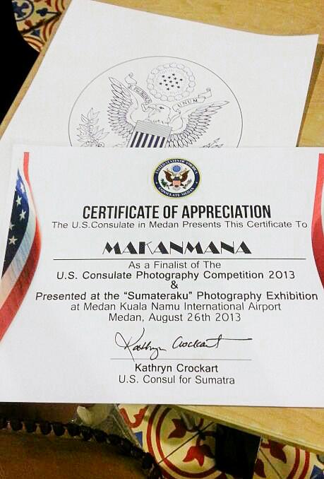 makanmana consulate certificate