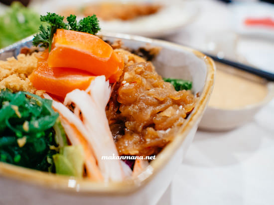 renjiro special salad idr 60 The all new Renjiro Sushi, Multatuli