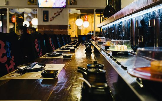 dr sushi bar