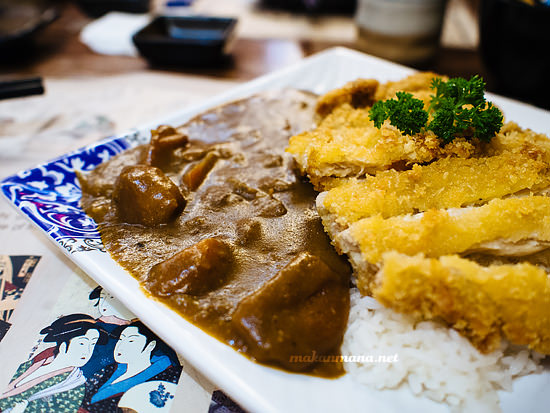 dr sushi katsu curry rice
