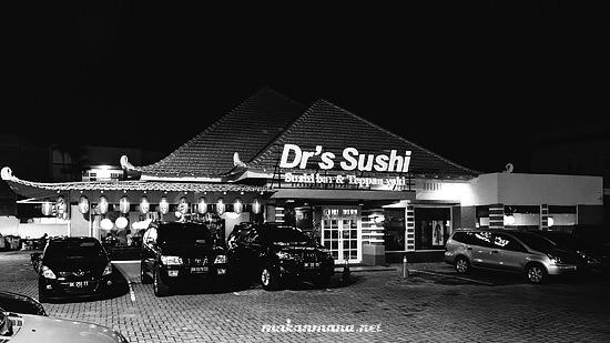 dr sushi medan