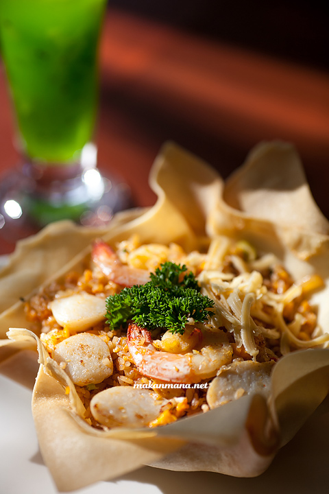 nasi goreng crispy bowl M avenue