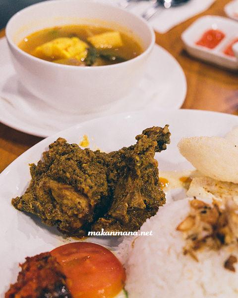 Nasi Ayam Andaliman