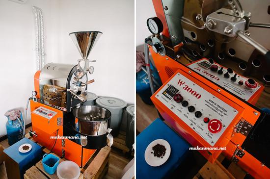 roasting machine comp The Thirty Six Coffee