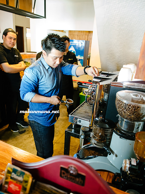 Ronald Prasanto Pilastro Coffee knowledge with Ronald Prasanto, Pilastro