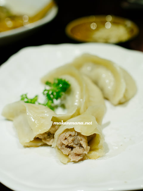 paradise dynasty pork dumpling Paradise Dynasty, Centre Point Mall