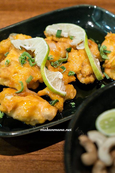 ayam saus mangga