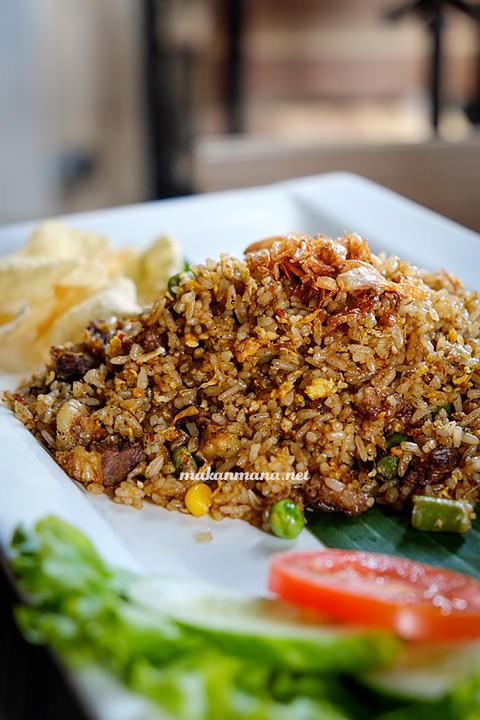Posh Cafe Nasi Goreng Buntut